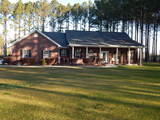 County Home 10 Acres South Bulloch County, GA