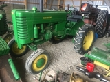 ANTIQUE TRACTOR &  EQUIPMENT DISPERSAL  AUCTION