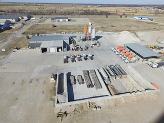 4/10 6.64± ACRES INDUSTRIAL PROP. * INDUSTRIAL PARK  BLACKWELL OKLAHOMA