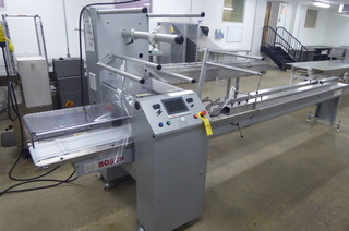 Bosch Flow Wrapper Packaging Machine