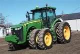 Terrence Reinhart Estate Farm Equipment Auction