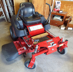 "Ferris IS 600 Z 44"" Zero Turn Mower"