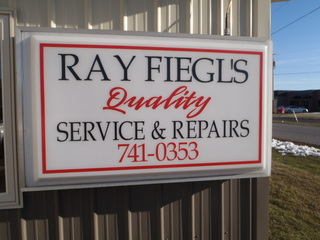AUCTION! Ray Fiegl's Quality Service & Repair Retirement Auction!