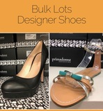 EXTENDED Bulk Designer Italian High Fashion Women's Shoes Online Auction Pittsburgh PA .