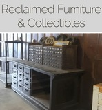 CLOSING TODAY Reclaimed Furniture & Collectibles Online Auction! Alexandria, VA
