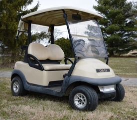 Club Car President 2007 elec golf cart