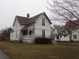 Bluffton Ohio Victorian Home/ PP