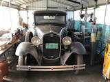 Ford Model A Sedan, Parts Collection, Machine Shop
