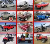 Midwest Spring Collector Car & Memorabilia Auction