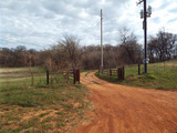 5/18 80± ACRES * KINGFISHER COUNTY * CABIN/HOME * TIMBER * BARNS