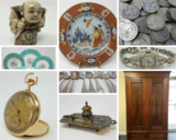Part #2 THE HISTORIC BURGE ESTATE AUCTION