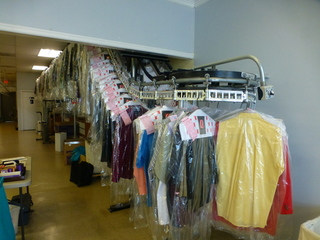 INSPECT WED! SHORT NOTICE! VA CLEANERS EQUIPMENT AUCTION LOCAL PICKUP ONLY