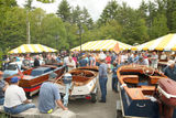 Antique wooden boat & transportation Auction
