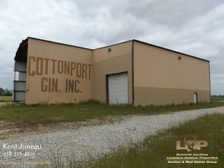Commercial Property For Sale, Cottonport, LA