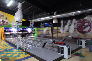 2008 Qubica AMF Highway 66 Bowling Lanes
