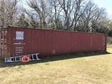 SHIPPING CONTAINER~YARD TOOLS~BUILDING SUPPLIES~AND MORE