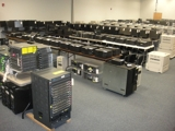Huge Networking Auction/ Cisco Systems Routers & Switches/ Copiers/ Over 100 Laptops /Over 200 Tower Computers/ Printers/ ATMS And MUCH MUCH MORE BID NOW!!!