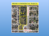 For Sale only at ABSOLUTE AUCTION 9+ AC Commercial Parcel