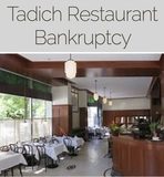 Tadich Restaurant Bankruptcy Online Auction Washington, DC