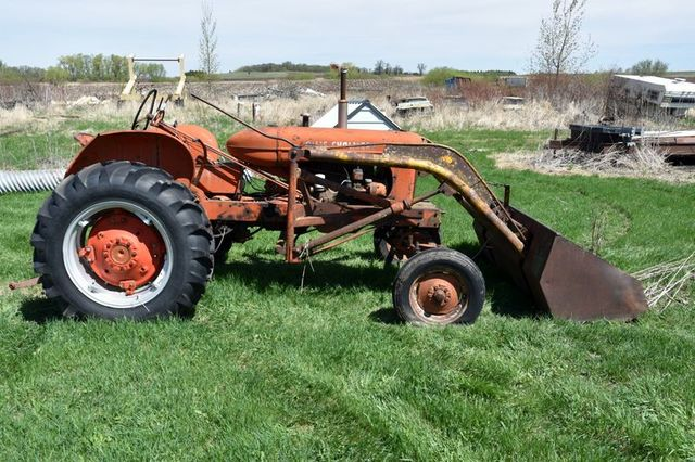 LARGE COUNTRY ESTATE AUCTION FOR THE MIKE BARTSCH ESTATE - Maring ...