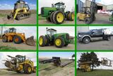 Complete Retirement Farm, Livestock & Hay Equipment Dispersal Auction