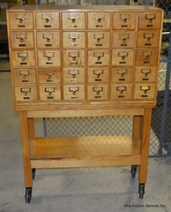 Index Card Catalog