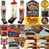 Thursday Night Auction - Firearms, Antiques & Advertising Estate Auction