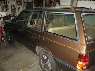 Dodge Aries Station Wagon