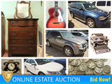 2010 Ford Escape, 2010 Ford Taurus, 2006 Chevy Trailblazer, Tools, Coins, Collectibles & More