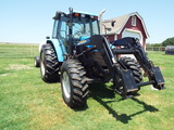 6/21 Tractors, Cattle, Horse & Car Trailers, Hay Equipment