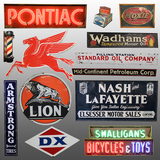 Fantastic Auction of Petroliana, Advertising, & More - Thursday Morning, July 19th @ 10 A.M.