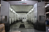 Paint Booth Available