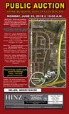 3 HOME BUILDING LOTS IN CLINTON, OK