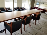 FORT MONMOUTH - EXECUTIVE OFFICE FURNITURE