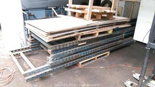 Online Auction ONLY - Surplus Pallet Racking