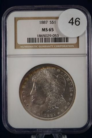 ONLINE ONLY COIN & CURRENCY AUCTION - NO RESERVE! - Thompson