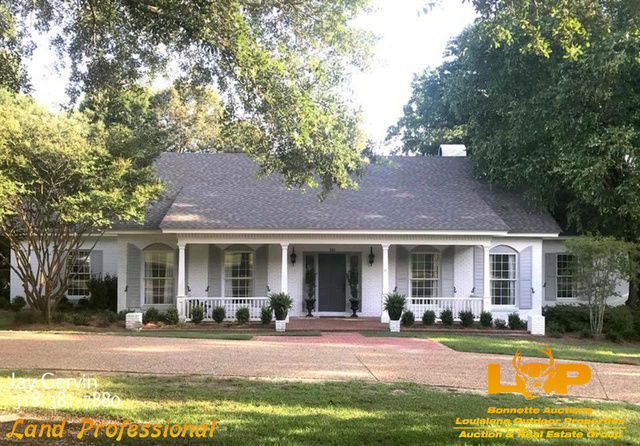 Home For Sale In West Monroe La Bonnette Auctions
