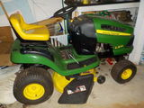 DEER AUCTION (RIDING MOWER & PERS. PROP.)