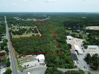 14+ ACRE DEVELOPMENT SITE