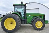 SUPER CLEAN FARM RETIREMENT AUCTION FOR BRIAN & BONNIE JORGENSON