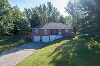 GONE! All Brick 3 Bedroom Ranch on 8.5 Acres with Metal Outbuilding | Located Half Mile to 746-Acre Kendzora Conservation Area & Minutes to Smithville Lake| Edgerton, MO | For Sale in Online Probate Estate Auction