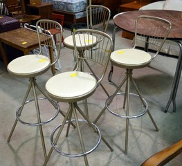 Art Deco Bar Stools