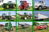 Complete Partnership Liquidation Farm Equipment Auction