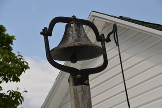 Dinner Bell & Other Antiques