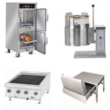 Late Model Restaurant & Food Service Equipment & Supply Timed Auction