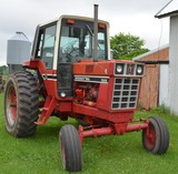 TRACTORS, MACHINERY, COLLECTIBLES AND MORE