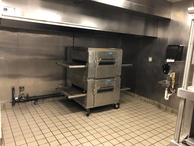 Used Pizza Ovens For Sale >> Used Lincoln Impinger Double Deck Model 1600 Pizza Oven For Sale In