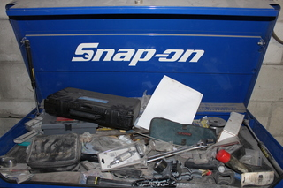 Snap-On Roll-Around Chest & Tools