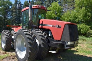 CASE IH FARM MACHINERY ESTATE AUCTION FROM THE GRANT S