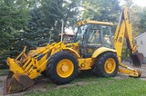 JCB and John Deere Backhoes  & More